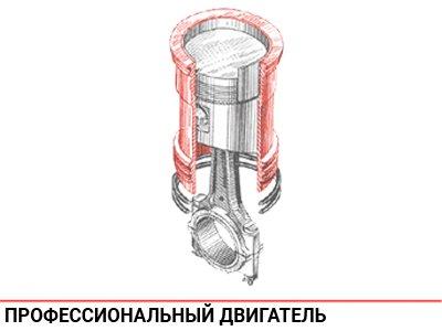 Профессиональный двигатель